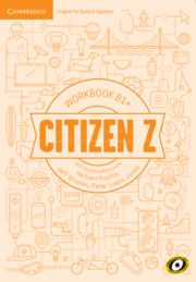 CITIZEN Z B1+  WB + Audio Download