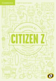 CITIZEN Z B1  WB +  Audio Download