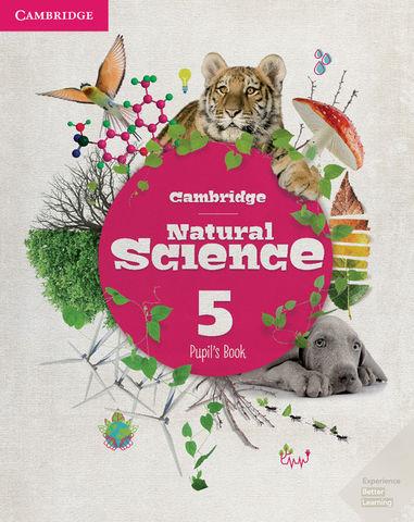 NATURAL SCIENCE 5 SB