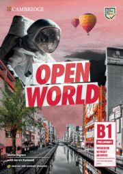 OPEN WORLD B1 PRELIMINARY WB + Audio