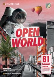OPEN WORLD B1 PRELIMINARY  WB with answers + Audio