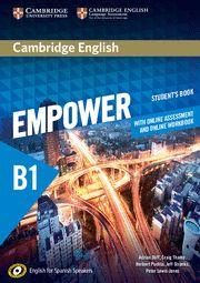 EMPOWER B1 SB + Online & practice online WB