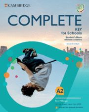 COMPLETE KEY FOR SCHOOLS (KET) SB Ed 2020 English Spanish Speakers 2nd