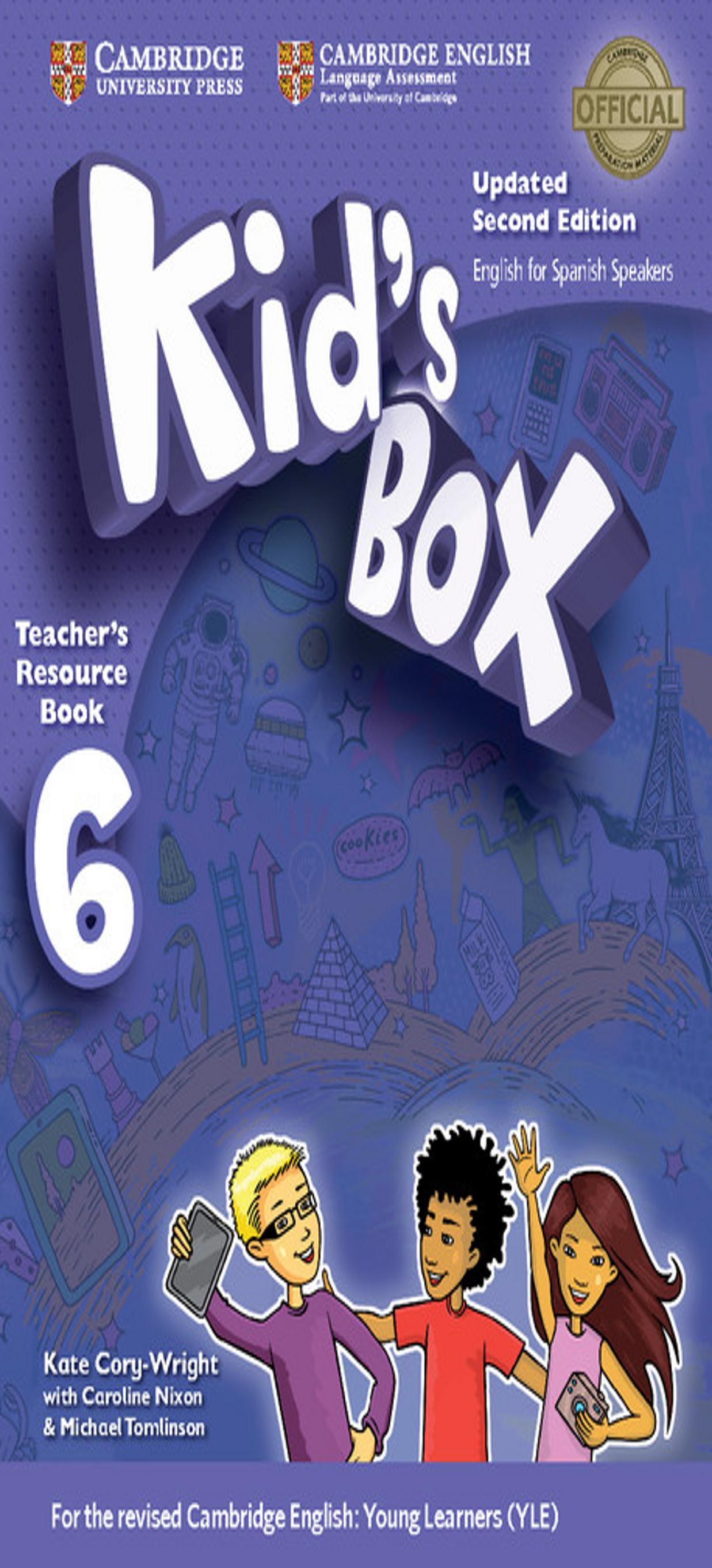 KID´S BOX 6 Teacher´s Resource Book + Online Audio 2nd Ed Updated