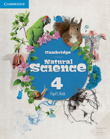 NATURAL SCIENCE 4 SB - Cambridge Primary
