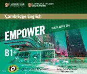 EMPOWER B1+  INTERM Class CD - English Spanish Speaker