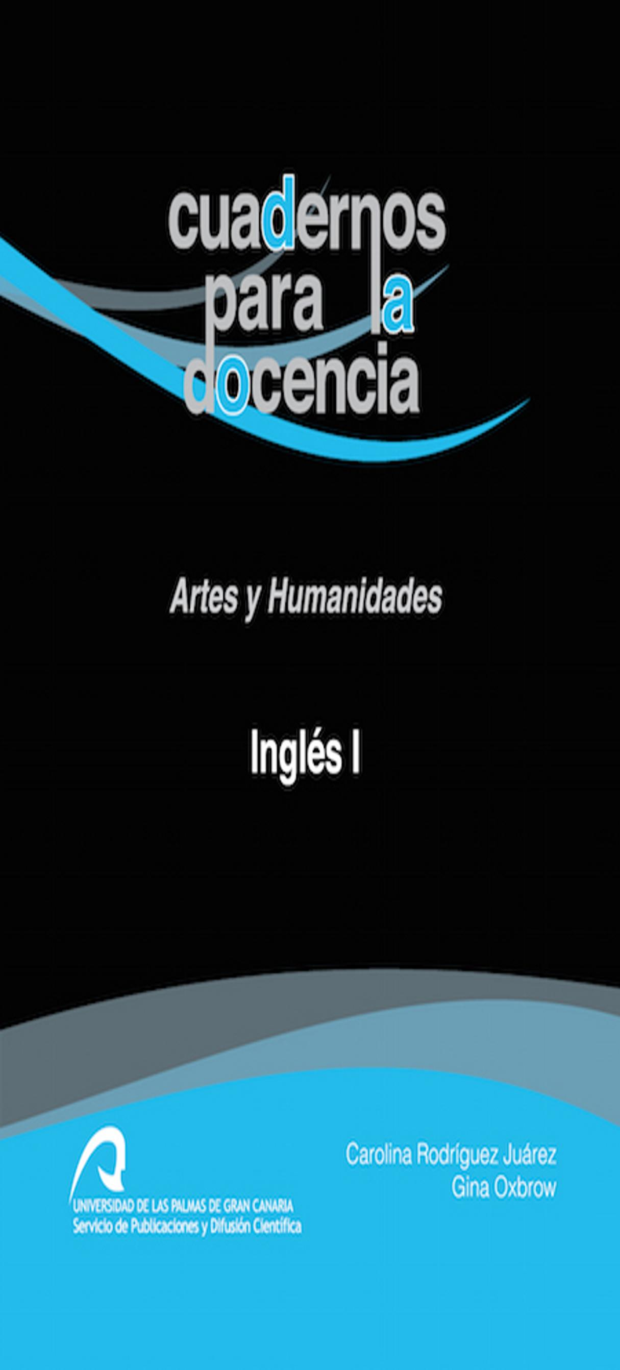 INGLES I - Manual de Gramática