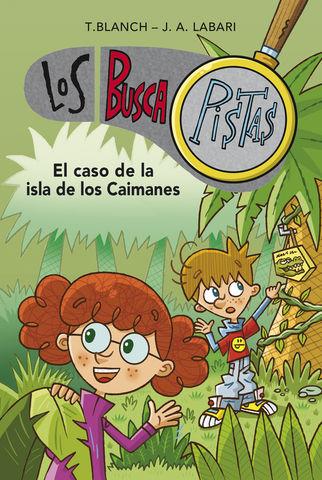 LOS BUSCAPSITAS Nº5 el caso de la isla de los caimanes