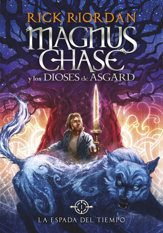 MAGNUS GHASE Nº1 y los dioses de asgard la espada del tiempo