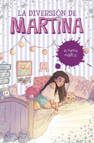 DIVERSION DE MARTINA (LA PUERTA MAGICA) Nº 3