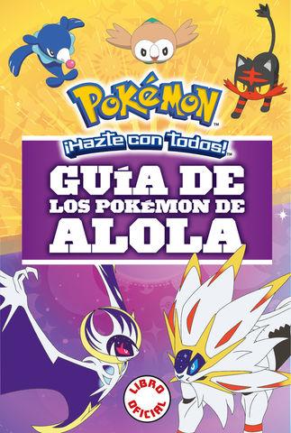POKEMON guia de los pokemon alola