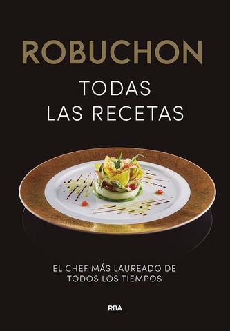 ROBUCHON TODAS LAS RECETAS