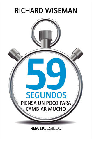59 SEGUNDOS (BOLSILLO)