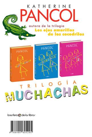 PACK TRILOGÍA MUCHACHAS