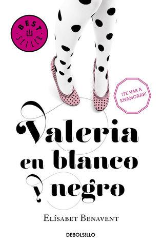 VALERIA EN BLANCO Y NEGRO   1091/3