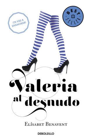 VALERIA AL DESNUDO    1091/4
