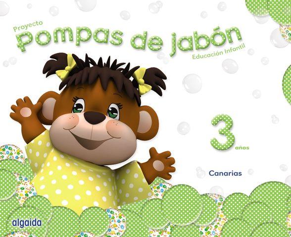 POMPAS DE JABON 3 AÑOS