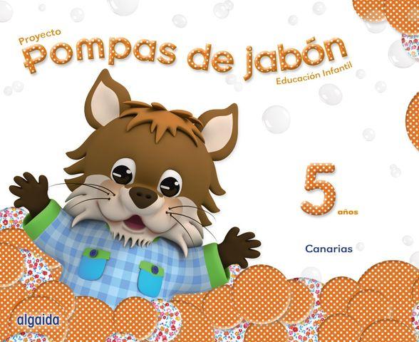POMPAS DE JABON 5 AÑOS