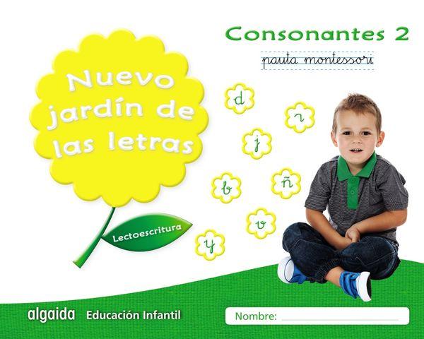 CONSONANTES 2 PAUTA - Nuevo Jardín de las Letras