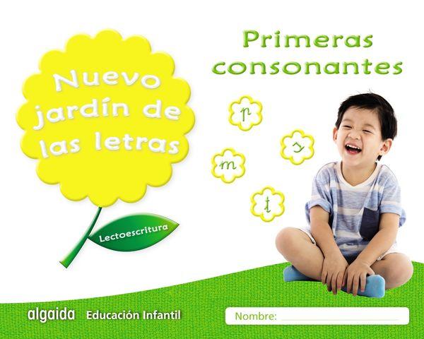 PRIMERAS CONSONANTES - Nuevo jardin de las letras