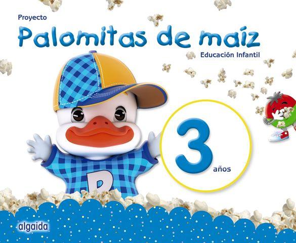 GLOBALIZAOD 3 AÑOS PALOMITAS DE MAIZ