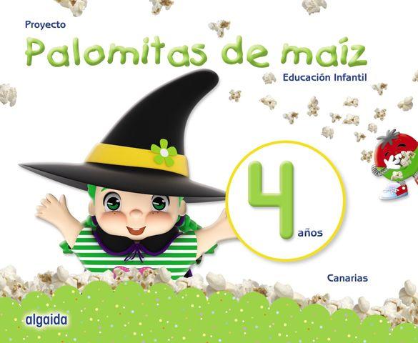 PALOMITAS DE MAIZ - 4 años