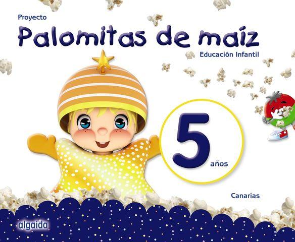PALOMITAS DE MAIZ 5 AÑOS PACK