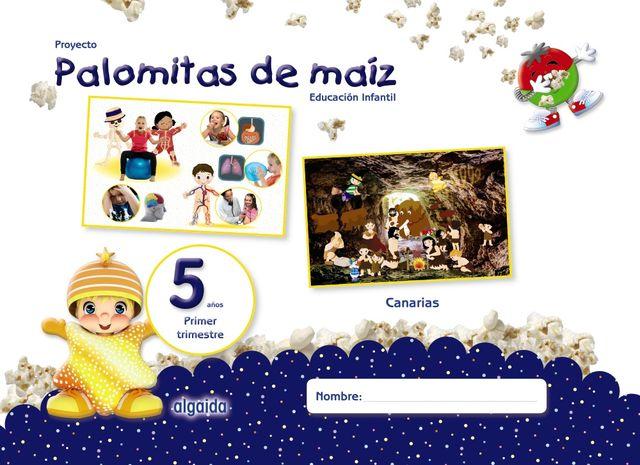 PALOMITAS DE MAIZ 5 AÑOS 1º TRIMESTRE