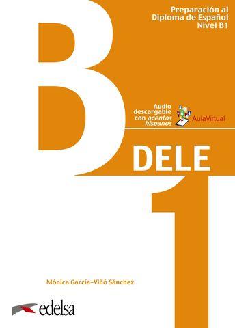 PREPARACION AL DELE B1 Libro + Audio