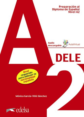 PREPARACION AL DELE A2 Libro + Audio Descargable