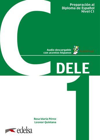 PREPARACION AL DELE C1 Libro + Audio
