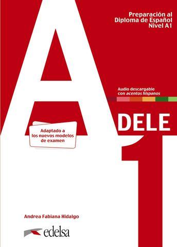 PREPARACION AL DELE A1 Libro + Audio - Adaptado Examen 2020