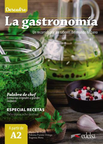 DESCUBRE LA GASTRONOMIA - Niv. A2