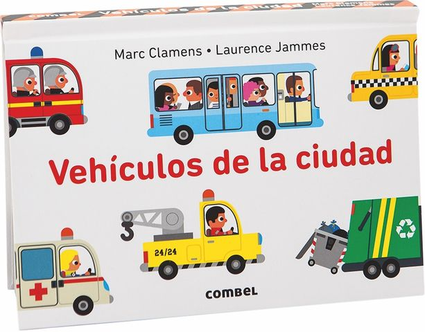 VEHICULOS DE LA CIUDAD pop-up