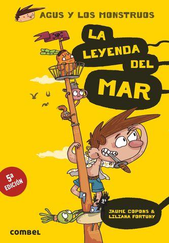 AGUS05 LA LEYENDA DEL MAR nº5