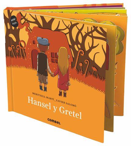 HANSEL Y GRETEL mini-pops