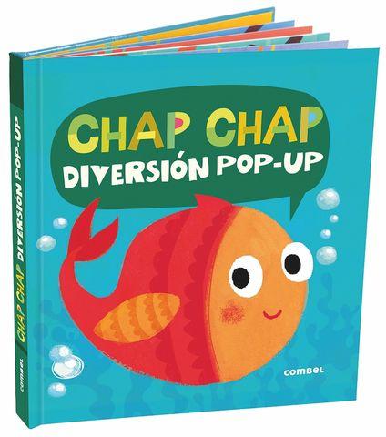 CHAP CHAP pop-up