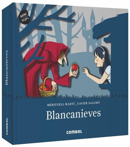 BLANCANIEVES mini-pops