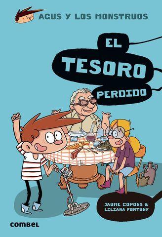 AGUS12 EL TESORO PERDIDO nº12