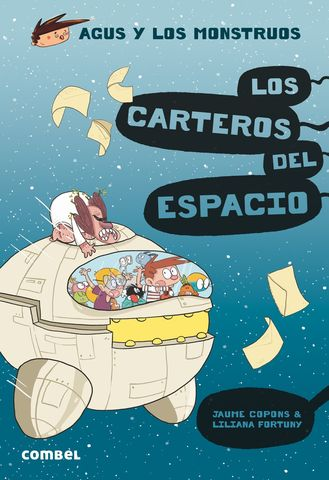 AGUS15 MONST LOS CARTEROS DEL ESPACIO nº15