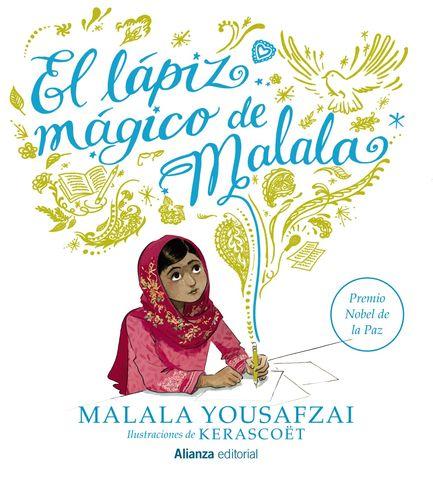 LÁPIZ MÁGICO DE MALALA, EL