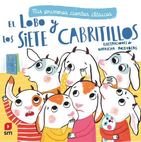 EL LOBO Y LOS SIETE CABRITILLOS