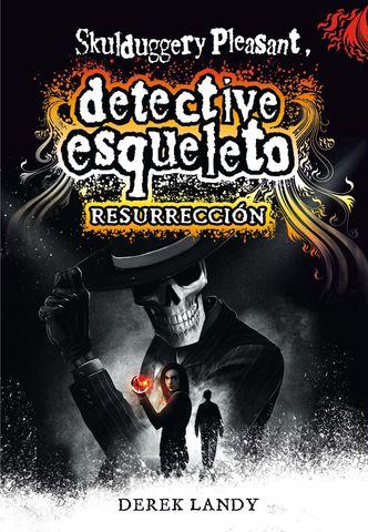 DESQ.10 DETECTIVE ESQUELETO:RESURRECCION