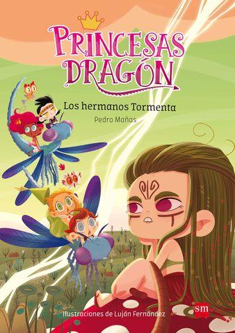 HERMANOS TORMENTA, LOS - Princesas Dragón