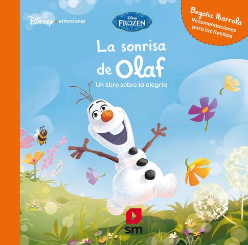 LA SONRISA DE OLAF ( libro de emociones)