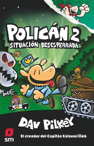 POLICÁN nº2 situacion desesperrada