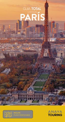 PARIS guía total urban