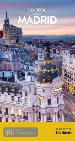 MADRID GUÍA TOTAL URBAN 2019