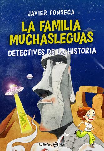 FAMILIA MUCHASLEGUAS detectives de la historia