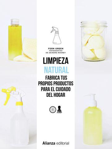 LIMPIEZA NATURAL.FABRICA PROPIOS PRODUCTOS CUIDADO